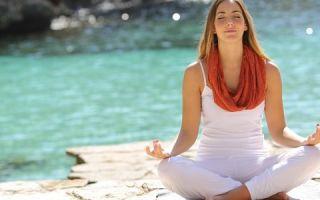 Медитация для избавления от страха и тревоги