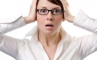 Симптомы панической атаки: что делать в момент приступа