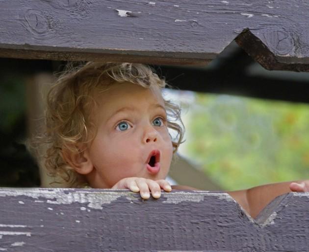Детские страхи 1